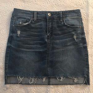 Dresses & Skirts - True Craft denim skirt